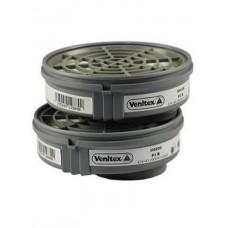 Venitex-m6200 фильтра угольные пара А1В1Е1К1
