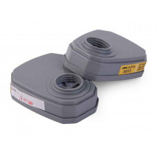 Фильтры от кислых газов и паров (резьба) SAFETY  PROTECTION