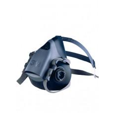 Респиратор,полумаска 3М 7501 размер S