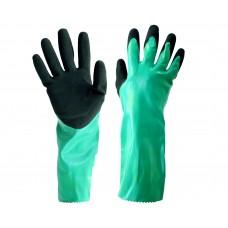 Перчатки нитриловые 37 см, Нитрил №1