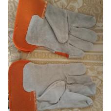 Перчатки МИК бежевые