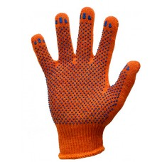 Перчатки рабочие 100% полиестер, артикул 9412