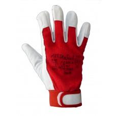 Перчатки рабочие кожаные, Артикул 1