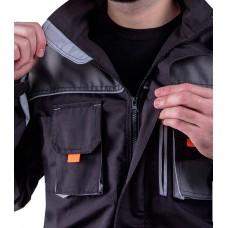 Куртка рабочая SteelUZ, отделка разного цвета
